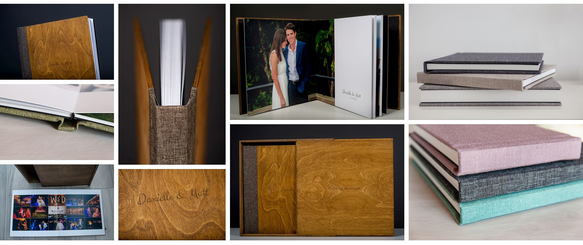 wedding albums costa rica